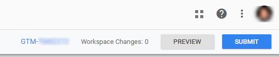 GTM ID v nástroji Google Tag Manager