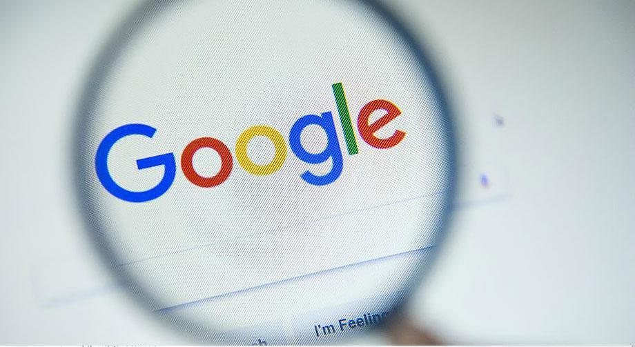 Zaostřeno na vyhledávání Google